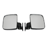 Mirror Side View For All Golf Cars With Tops (Set of Two)