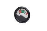 State of Charge Meter Round For 36 Volt ELECTRIC GOLF CARTS # FM036R-ST