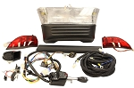 Light Kit ULTIMATE Club Car Model Precedent Electric 2008 & UP # LP2043DE-EB-ST