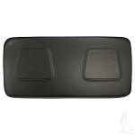 Seat Bottom Assembly Black Club Car New Style DS 2000 & UP # SEAT-1105