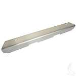 Sill Plate Driver Side E-Z-GO Model TXT 1996 & UP  Stainless Steel # BP-0010