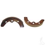 Brake Shoes SET OF 2 Long  Rear Club Car Model DS 1995 & UP # BRK-013