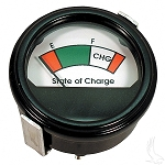 State of Charge Meter 36 Volt Analog Universal Fit # CGR-100