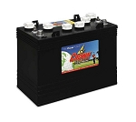 12-Volt Crown Battery - Dependable. Low Maintenance and Extremely Reliable # CR 12 Volt