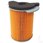 Air Filter Oil Treated w/ O-ring Top Seal Yamaha # FIL-0007