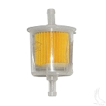 Fuel Filter Yamaha G1 Gas 2-Cycle 1978 to 1989 # FIL-0015