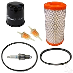 Tune Up Deluxe Kit Club Car Model Precedent 4 Cycle w/Oil Filter # FIL-1123
