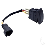 Forward/Reverse Switch Yamaha Models G22 & G29/Drive & Drive2 Electric 2006 & UP # FR-052