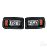 Adjustable Headlights with Bezels Club Car Model DS 1993 & UP # LGT-315