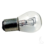 Taillight Bulb Deluxe 12 Volts Clear # LGT-324
