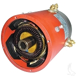 Motor High Speed Series 19 Spline 36 Volts E-Z-GO Electric # MOT-B1
