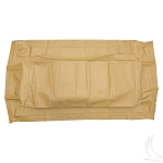 Seat Bottom Cover Tan E-Z-GO Models Medalist & TXT 1994 to 2013 # SEAT-0014