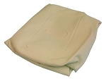 Seat Back Cover Tan E-Z-GO Models Medalist & TXT 1994 to 2013 # SEAT-0015
