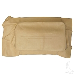 Seat Back Cover Tan E-Z-GO Models Marathon 1973 to 1994 # SEAT-0019