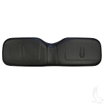 Seat Back Assembly Black E-Z-GO Models Medalist & TXT 1994 to 2013 # SEAT-1011A