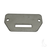 Seat Hinge Plate E-Z-GO Models Medalist & TXT 1996 & UP # SEAT-2752