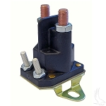 Solenoid 14 Volt 4 Terminal E-Z-GO Model RXV Gas with Kawasaki Engine # SOL-1008