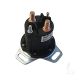 Solenoid Heavy Duty 48 Volt 4 Terminal Copper Club Car Electric 1995 to 1999 (Different Footprint) # SOL-1031
