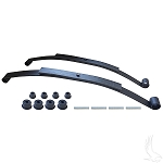 Rear Leaf Spring Kit Heavy Duty Dual Action E-Z-GO Model RXV # SPN-2033