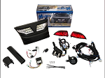 LED Ultimate Plus Light Bar Kit Madjax Club Car Models Precedent # 02-044 - Available Mid to late November