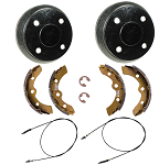 Deluxe Brake Kit - Club Car Models DS & CarryAll 2000 & Up # 22-099