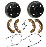 Deluxe Brake Kit - Club Car Models DS & CarryAll 2000 & Up # 22-100