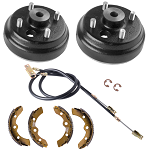 Deluxe Brake Kit - EZ-GO Electric Models TXT/Medalist 1996-2008 # 22-102