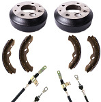 Deluxe Brake Kit - Yamaha Electric Models G14/G16/G19/G20 # 22-105