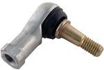 Tie Rod End Left Thread E-Z-GO Models Medalist & TXT 2001 & UP # 5579-STR-015