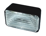 Rectangular Headlight w/ Bracket E-Z-GO Models ST 350 Industrial & Marathon Close Out only 1 Available # 5628