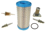 Tune Up Kit E-Z-GO 295cc & 350cc 4 Cycle Gas w/ Oil Filter 1996 & UP # 9306-FIL-1005
