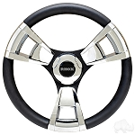 Steering Wheel Fontana Chrome 13