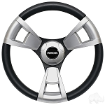Steering Wheel Fontana Brushed 13