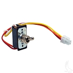 Run/Tow Switch Toggle OEM 48 Volts DCS & PDS Systems E-Z-GO Model TXT 2008 & UP # CON-059