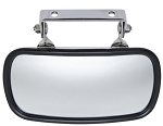 Mirror 180 Degree Convex with Stainless Steel Backing and Roof Mount Universal Fit # ACC-1024
