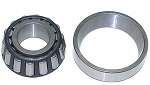 Bearing SET Cone & Cup Front Wheel E-Z-GO Model 3 Wheel 1967 to 1993 # BRNG-002