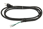 AC Cord Set 3 Prong Plug Club Car Lester 36-Volt 16500 & 14100 & E-Z-Go PowerWise Chargers 1994 & UP# 3470-CGR-065