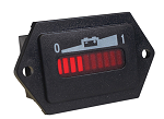 State of Charge Meter with Tabs 48 Volt Yamaha # CGR-111