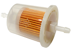Fuel Filter In-line E-Z-GO Model Marathon 2 Cycle Gas 1976 to 1994 # FIL-0013