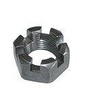 Slotted Axle Nut Aproximately 3/4