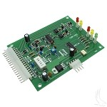 Charger Circuit Board 48 Volt For Mac Chargers and Yamaha 48V Only Models G19 & G22 1996 & UP # CGR-025