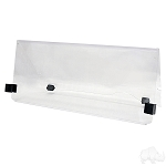 Windshield Clear Fold Down E-Z-GO Model RXV 2008 & UP # 6018-WIN-1022