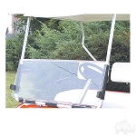 Windshield Clear Fold Down Club Car DS Old Style 1982 to 2000.5 # WIN-1003
