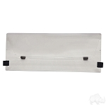 Windshield Clear Fold Down Club Car Model Precedent 2004 & UP # WIN-1013