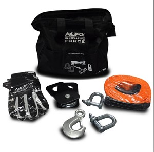 MJFX Force Winch Accessory Bag