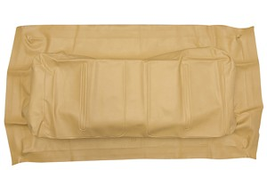 E-ZGO Seat Bottom Cover (Oyster Color shown)