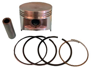Club Car Piston & Ring Assembly