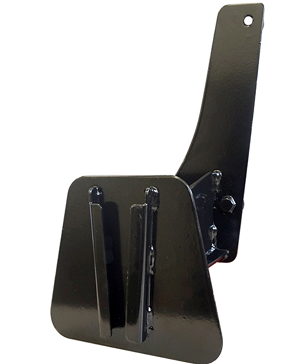 E-Z-GO Cooler Bracket - Passenger Side