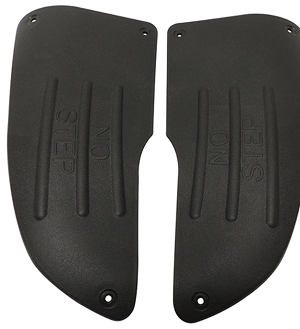 E-Z-GO Scuff Guards