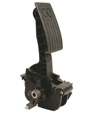 Club Car Accelerator Pedal Assembly
